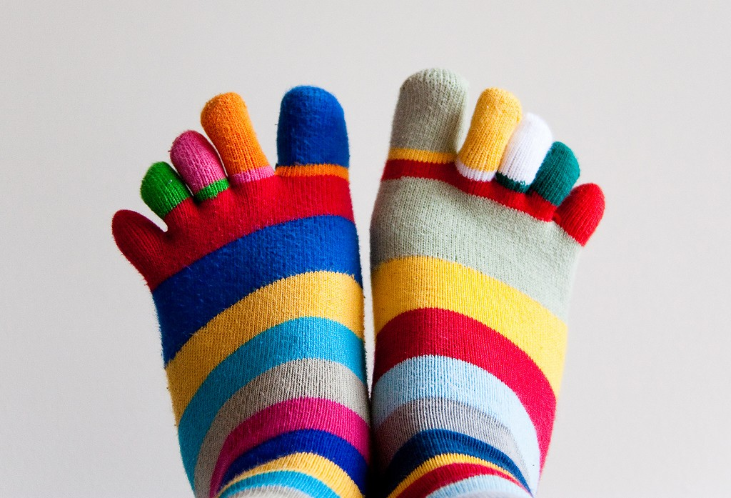The Benefits of Wearing Toe Socks for Pilates