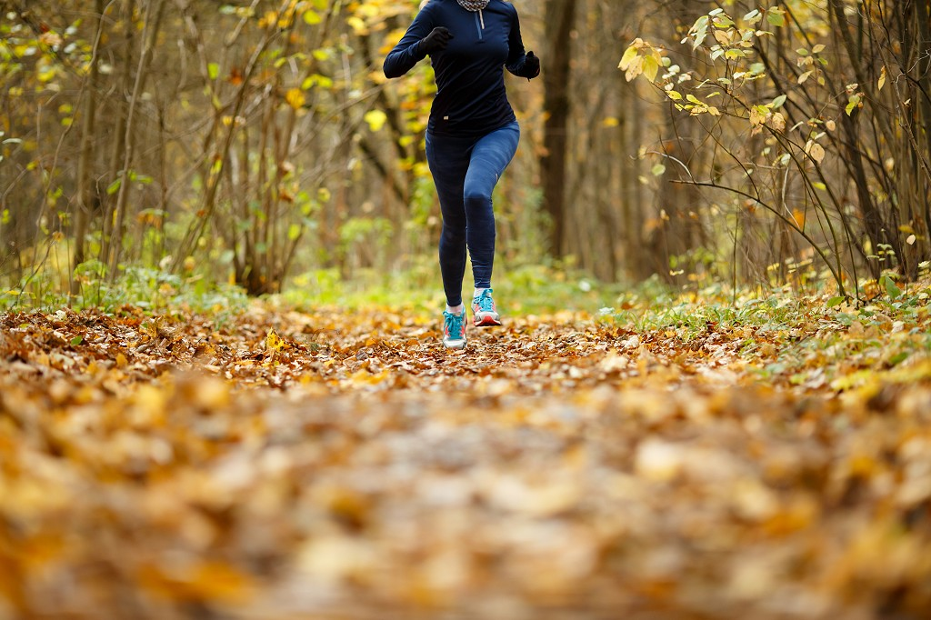It's Autumn! Time to Get Outside and Get Fit!